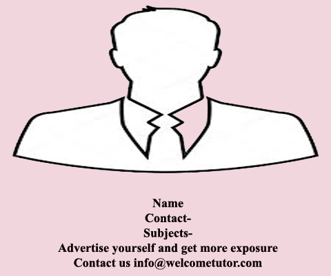 Advertise yourself