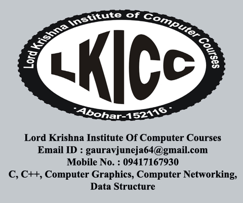 lord krishna institute