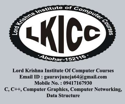lord krishna institute